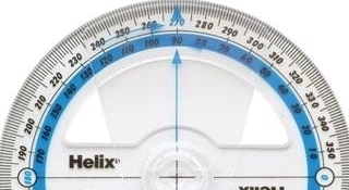 Helix Angle Measure