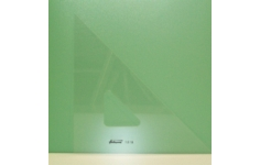 Hellerman Acrylic Professional  45° 285mm   Square Edged
