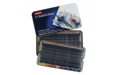 Derwent Watercolour Pencils 72 Assorted Colours