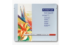 Staedtler Karat Aquarell. 24 Assorted Colours