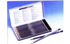 Engineers Pencil Sets. 12 Grades 3B to 7H