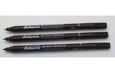 Hellerman Penstix.  Drawing Pen Set.  0.3, 0.5. 0.7mm.