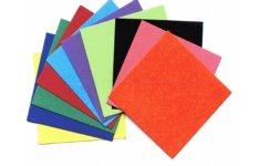 Assorted Vivid Board Packs. 100 Sheets.Heavy Weight.280 Micron