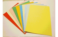 Assorted Board Packs 100 Sheets
