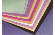 Sugar Paper. 250 Sheets Assorted Colours.