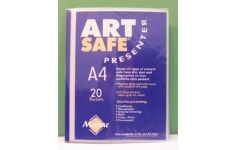 Artsafe Presenter A4 20 Pockets