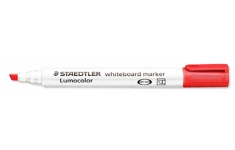 Staedtler Whiteboard Markers. Chisel Tip. Unit of 10 Pens of 1 Colour