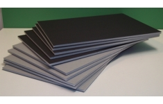 Foamboard.5.0mm. A3 Black/Grey. Box 10 Sheets