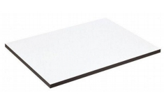 Hellerman Melamine Drawing Board  Size 1020 x1270mm