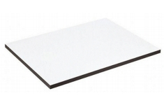 Hellerman Melamine Drawing Board. A2 Size 470 x 650mm