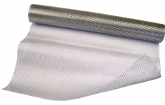 Aluminium Wire Mesh. Roll 3m x 0.5m Medium