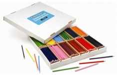 Coloured Pencil Classbox. Unit of 288