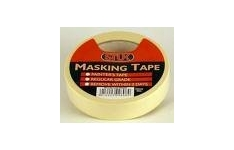 Masking Tape 25mm x 50mm Pack Of 9 Rolls