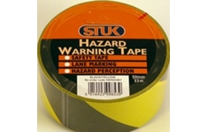 Hazard Warning Tape55mm x33m