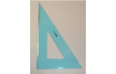 Set Square 60 degree. 360mm.