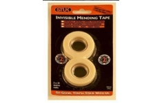 Invisible Tape Size: 18mm x 33m  Pack of 2