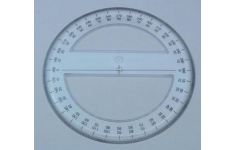 Hellerman Professional 360 degree protractor