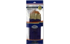 Royal Langnickel Super Value Paint Brush Pack