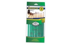 Royal Langnickel Super Value Paint Brush Pack stable/camel Hair