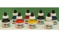 Magic Colour Airbrush Ink.28ml single Bottle. Please state colour