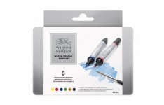 Winsor & Newton Watercolour Markers set of 6