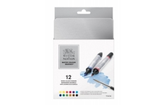 Winsor & Newton Watercolour Markers set of 12