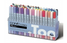 Copic Ciao Marker Pack of 72