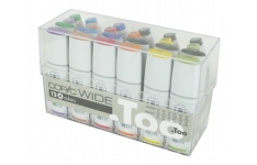 Copic Wide 12 Set