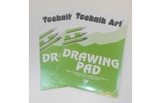Technik Art Drawing Pad. Size A4 90gsm x 2